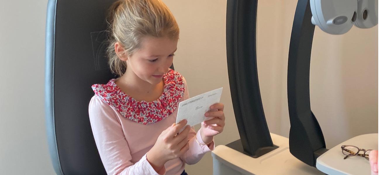 test vision stéréoscopique pédiatrie